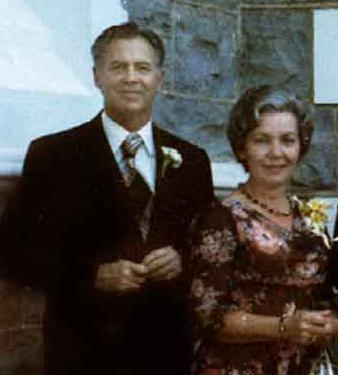 Douglas Paul Leibbrandt and Yvonne Kruger